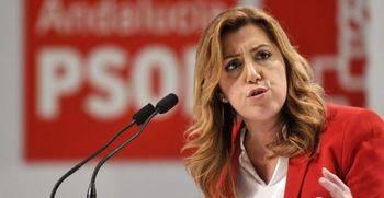 Los miedos de Susana Díaz para dejar Andalucía
