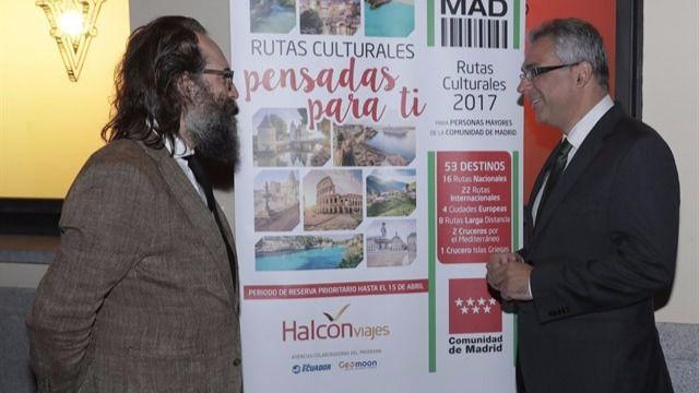 366 planes en España y Europa para que elijan los mayores de la Comunidad