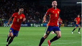'Juego sucio' de Alemania contra España en la final