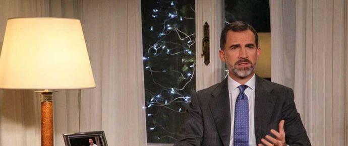 Felipe VI sobre Cataluña: evitar la exclusión y el enfrentamiento
