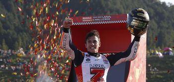 Marquez, campeón y entra en el club de los grandes