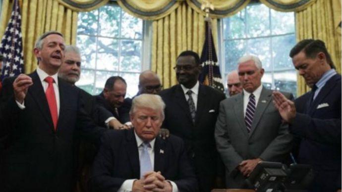 El oratorio de la Casa Blanca
