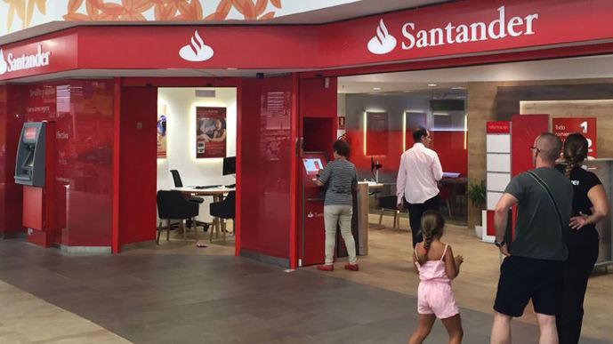 El grupo Santander reclamará a Hacienda este año 1.000 millones en activos fiscales