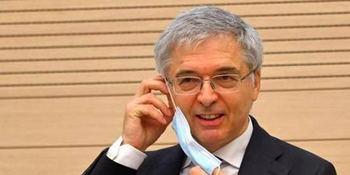 Daniele Franco, nuevo ministro de Economía de Italia.