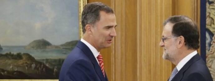La respuesta 'gallega' de Rajoy al encargo de Felipe VI