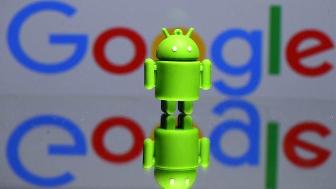 Google multada con 4.340 millones por abuso ante Android