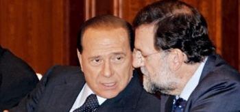 Las 10 respuestas que Rajoy no tiene y Berlusconi, si