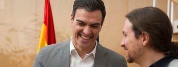 Iglesias, el falso autónomo de Sánchez
