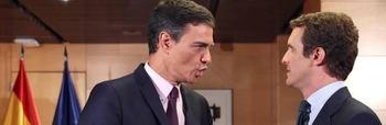 Europa necesita a España con hombres de Estado y no navajeros