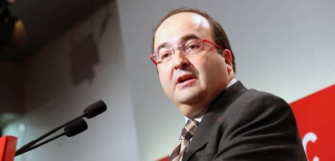 Iceta: habrá un gobierno de izquierda en Cataluña