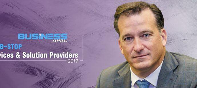 Fred Voccola, director ejecutivo de Kaseya.
