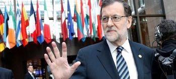 """Rajoy bajará los impuestos cuando se cumpla el déficit del 3% y la luz cuando haya """"margen"""""""