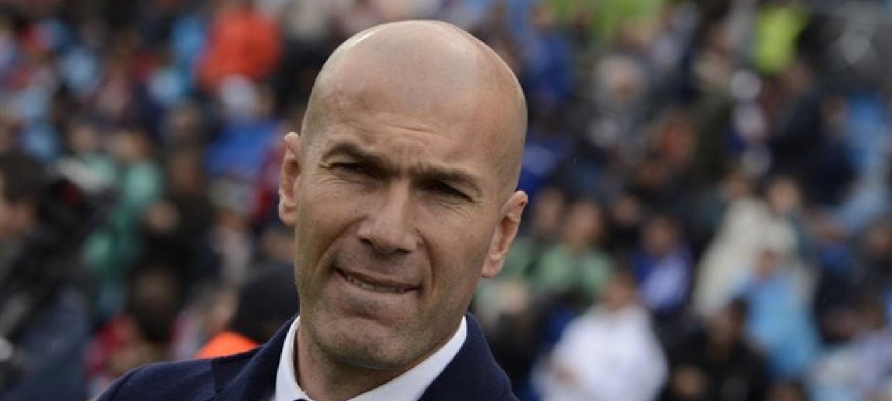 """Zidane: """"James puede marcar la diferencia"""""""