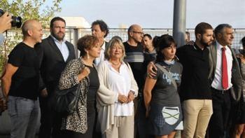 Los 47 abogados del `frente de cárceles´pactan con la Fiscalía, reconocen las directrices de ETA