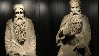 Los Franco, en el banquillo este viernes por las estatuas de Abraham e Isaac