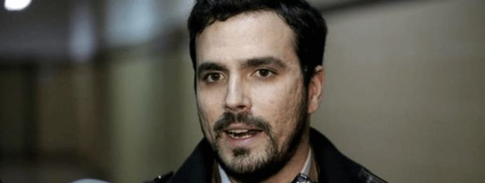 Garzón pide que comparezca en el Congreso Juan Carlos I tras las revelaciones de Corinna
