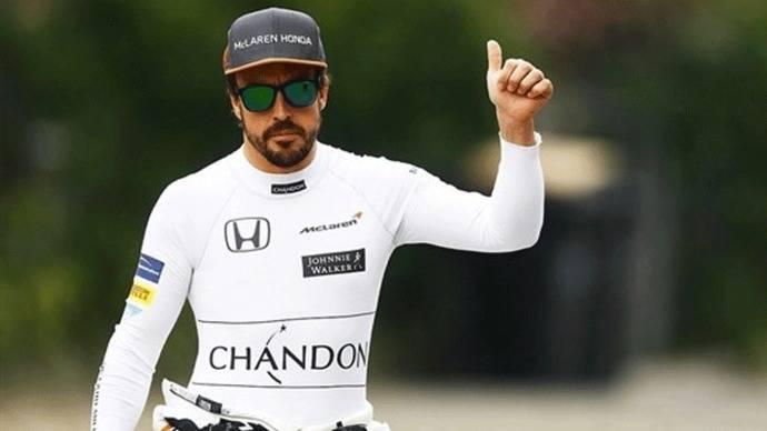 Ecclestone: Alonso continuará en McLaren la próixima temporada