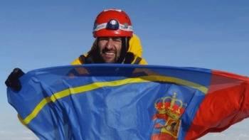 García Arriaza coronará el Tajumulco y el Orizaba con la bandera de Móstoles
