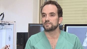 Una aorta en 3D salva la vida de un paciente en el Gregorio Marañón