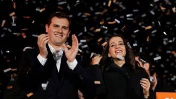 Rivera se acerca a La Moncloa gracias a la gran victoria de Arrimadas