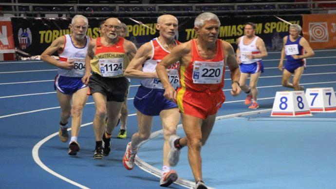4.000 atletas para el Campeonato Europeo de Atletismo Master