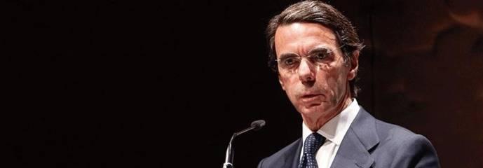 Aznar a Rajoy: Hay que dejar de 'lamentarse' y actuar frente al referéndum