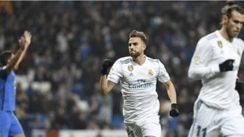 Bale y Mayoral salvan al Madrid de sucumbir ante un `Fuenla´ sin miedo