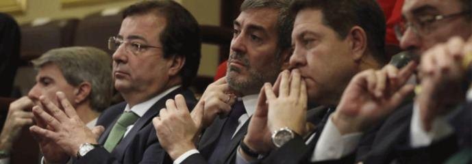 Los barones políticos no quieren perder su poder
