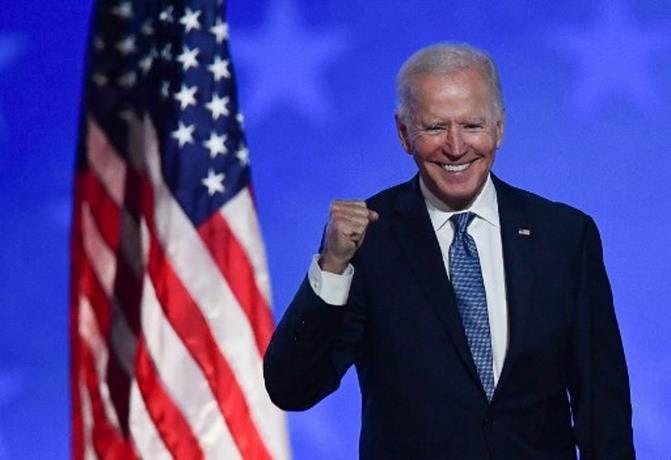 Joe Biden será el próximo presidente de Estados Unidos.