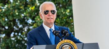 Joe Biden, presidente de Estados Unidos de América.