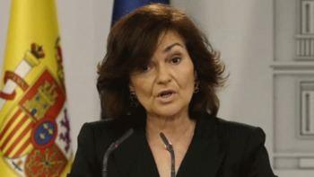 Calvo: Modificación del Código Penal sobre delitos sexuales y adaptar la Constiución a la mujer