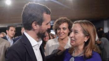 El viraje de Casado: Coloca a la `rajoista´Ana Pastor como número dos por Madrid