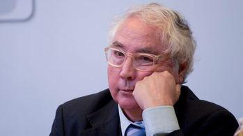 Manuel Castells, ministro de Universidades.
