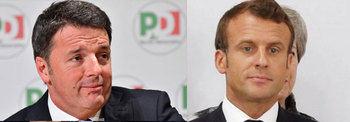 Rivera, la identidad pendular entre Renzi y Macron