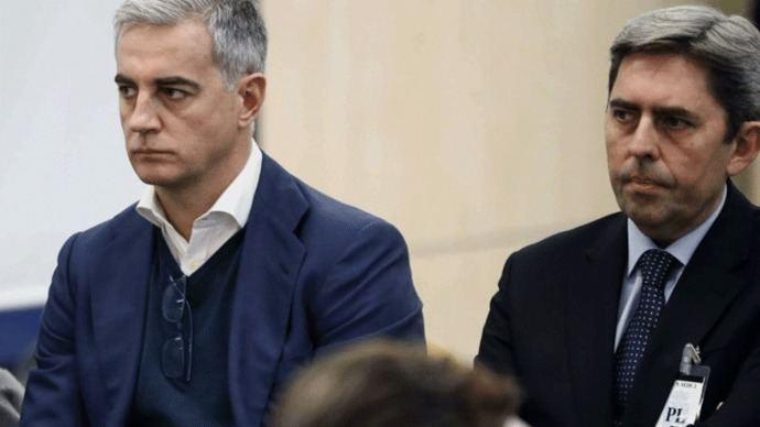 Costa condenado a 4 años y Rambla absuelto en la financiación ilegal del PP de Camps
