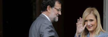 Dimite Cifuentes, cierra el paso a Gabilondo y apunta a Rajoy