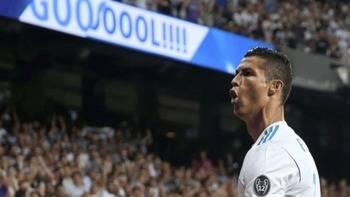 El doblete de Cristiano devuelve la tranquilidad al Bernabéu