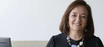 Cristina Herrero, presideta de la Autoridad Independiente de Responsabilidad Fiscal (AIReF).
