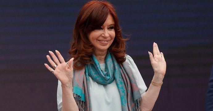 Cristina Fernández de Kirchner, ex presidenta de Argentina.