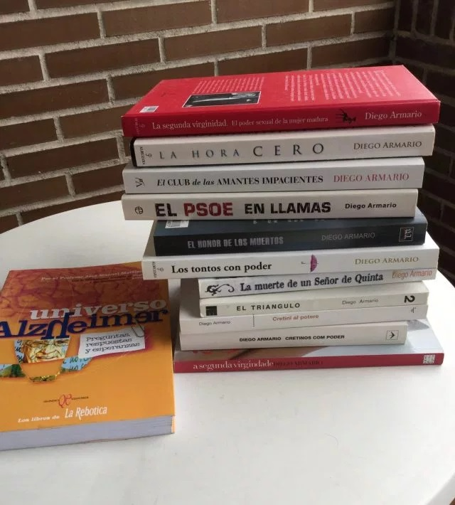 La vida del escritor