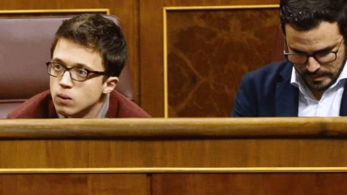 Errejón replica a los mensajes de sopor del PP: Más se aburrirán en la cárcel de Soto del Real