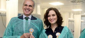 El consejero de Sanidad, Enrique Ruiz Escudero se ha convertido en el número dos de Ayuso.