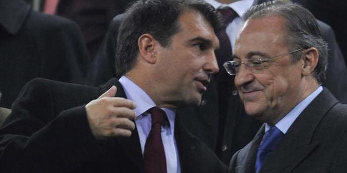 Laporta y Florentino ya se han puesto de acuerdo en la SuperLiga.
