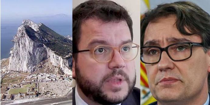 Illa y Aragonés y la alargada sombra del Peñón sobre Cataluña