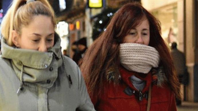 Alerta por frío en la región, con mínimas de hasta -2,3º el sábado