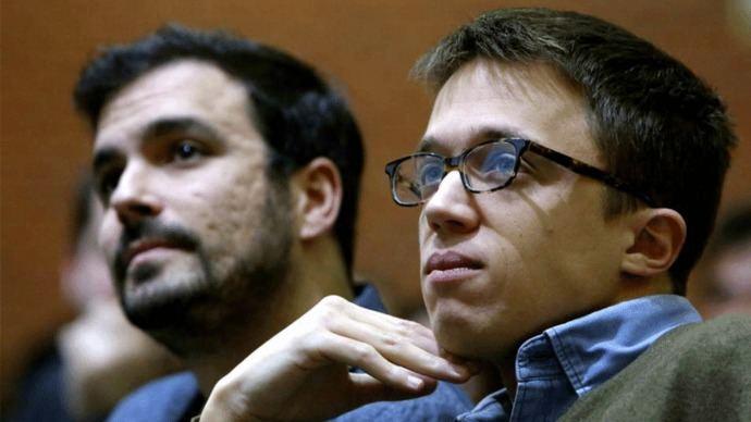 Garzón censura a Errejón: Su iniciativa ha dividido ,pero hay que ir a una sola candidatura