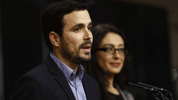 Garzón pide unir la candidatura de Podemos y `Más Madrid´ y no descarta ningún escenario