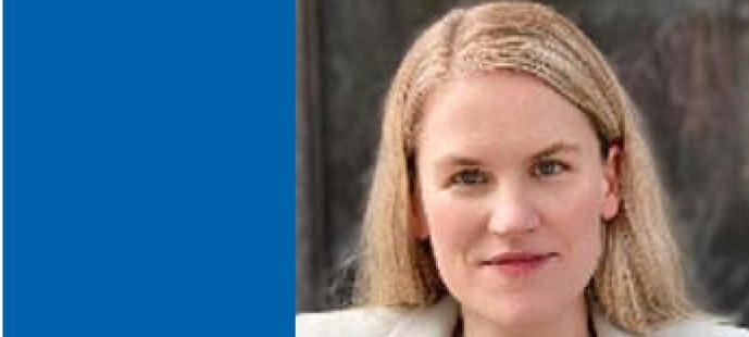 Frances Haugen, ex directora de Integridad Cívica de Facebook.