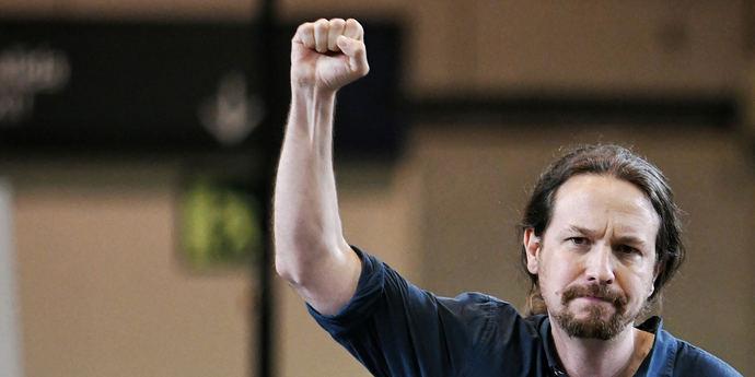 El último refugio de Pablo Iglesias
