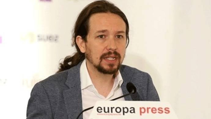 Iglesias: Hay que asumir que 'España no es sólo Monarquía y Estado español'